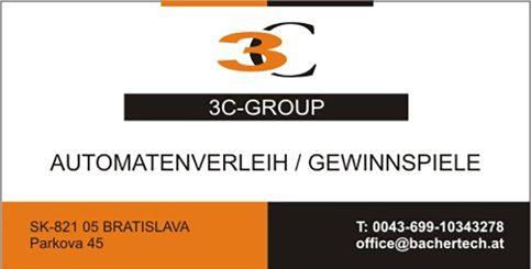3C-Group Automatenverleih von Billardtischen, Dartautomaten, Gewinnspiele und Simulatoren
